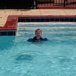 CarterSwimming